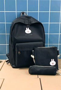 Brand new Cony Line 3 piece bag  Singapore, 821269