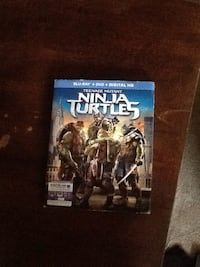 teenage mutant ninja turtles blu-ray dvd Chino Hills, 91709