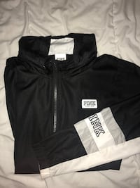 Black and white pink by victoria's secret jacket 3733 km