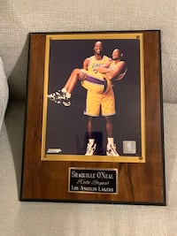 Shaquille O'Neal and Kobe Bryant Henderson, 89015