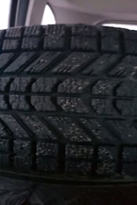 Snow tires 195/75/14 $120  Barrie, L4N 6N2