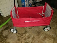 Radio flyer folding wagon 2290 mi
