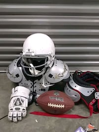 Football gear 55 Baton Rouge, 70816