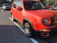 Jeep - Renegade - 2015 Rockville