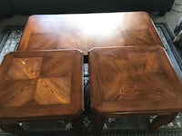 1 Coffee table and 2 end tables Edmonton, T5Y 3G3