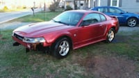 2004 - Ford - Mustang Graham