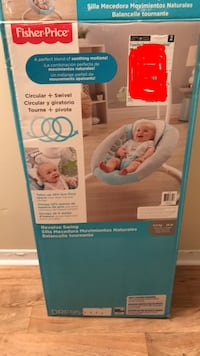 Baby swing (FisherPrice) St Catharines, L2S 2B5