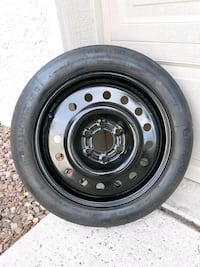 Spare Donut Tire T135/70 R 16
