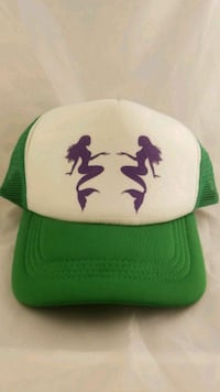 Mermaid KAPPA parody hat. Reading