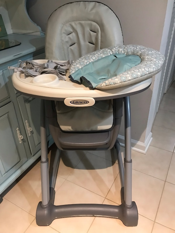 Graco Blossom 4in1 Highchair