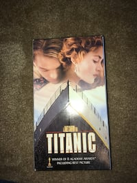 Titanic VHS collectors edition  Buffalo, 25033