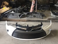 Toyota Camry front bumper complete 2015-2017 Houston, 77081
