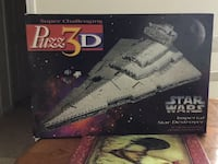 Star Wars Imperial Star Destroyer 3D Puzzle Houston