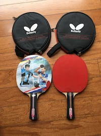 Butterfly table tennis rackets Falls Church, 22043