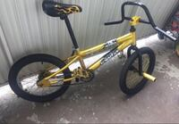 yellow and black BMX bike Toronto, M3M 1Y8