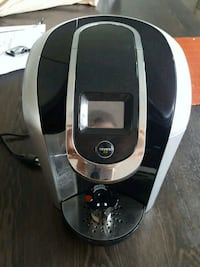 black and gray Keurig coffeemaker Toronto, M9R 2L1