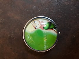 Tinkerbell pil container NEW