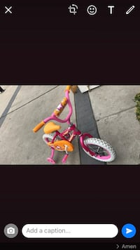 toddler's pink and white trike Hamilton, L8P