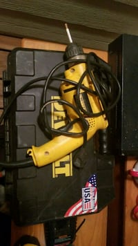 yellow and black corded power drill Nampa, 83686