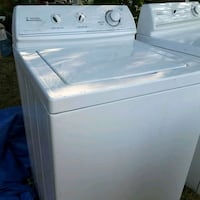 white top-load clothes washer Arlington, 76010