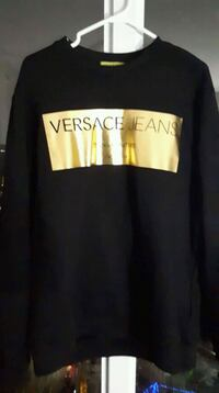 Authentic Versace black and gold shirt Vancouver, V6Z