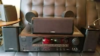 Onkyo 7.1 Surround Home Theater AMFM Receiver Syst Charlottesville, 22902