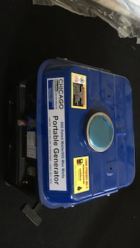 blue chicago portable generator New Haven, 06519
