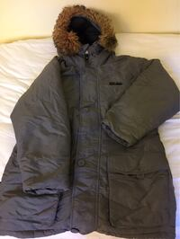 Men's down coat 394 mi