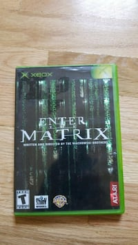 Enter the matrix xbox game  Randolph