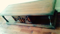 Solid wood coffee table New Rochelle, 10805