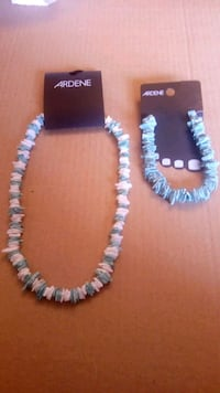 Necklace and Bracelet (Brand New)  Mississauga, L5G