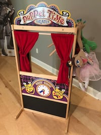 Melissa and Doug Puppet Theater Mableton, 30126
