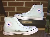 NEW Polar Blue Converse all star high-top sneakers Montréal, H8R 2T6