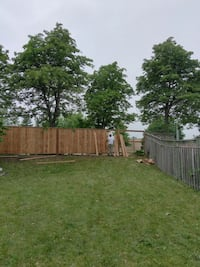 Fence repairs and installations