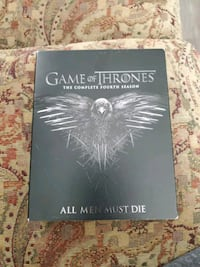 Gently Used Game of Thrones Season 4