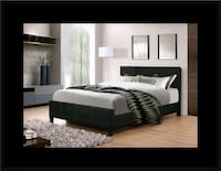 Full platform bed with mattress Capitol Heights, 20743