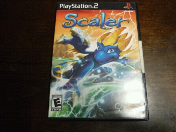 Scaler playstation 2 ps2 game