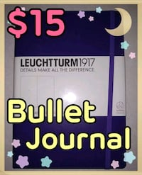 Leuchtturm Dotted Bullet Journal Rohnert Park, 94928