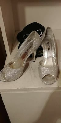Prom high heels or wedding size 39 Gatineau, J9A 3P7