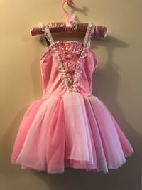 Girl's pink ballet costume/dress-up Springfield, 22153