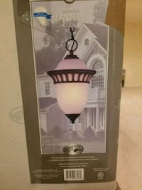 Gorgeous outdoor lantern. Manassas, 20112