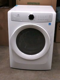 Brand new Electrolux gas dryer white color Webster