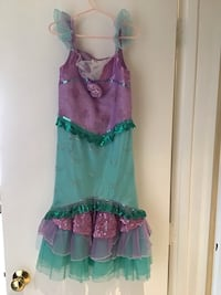 Costume | Disney's Little Mermaid (Child's Size: 5-6)