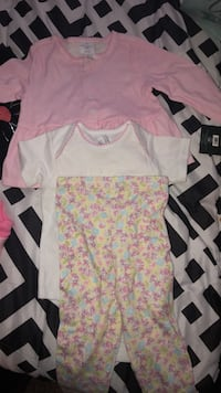 Baby girl clothes 3 piece set  Dumfries, 22025