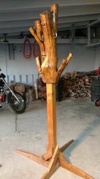 Hand made wooden Coat Rack Chino Valley, 86323