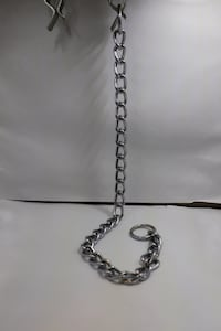 Silver-colored chain necklace Hyattsville, 20784
