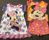 18 Month Minnie Mouse Pajamas Beltsville, 20705