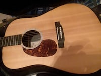 Martin acoustic-electric guitar (lefty) Palmdale, 93550