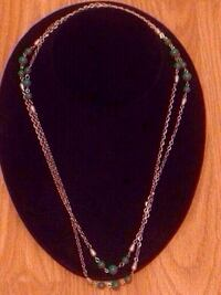 Long Jade Necklace  Edmonton, T5W 2L5