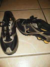 pair of black-and-white Nike sneakers Palm Bay, 32905